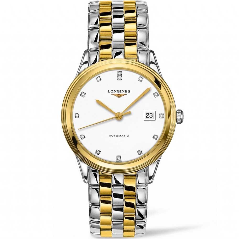 longines men s automatic diamond la grande classique watch men 039 s automatic diamond la grande classique watch