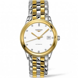 Men's Automatic Diamond La Grande Classique Watch L4.874.3.27.7