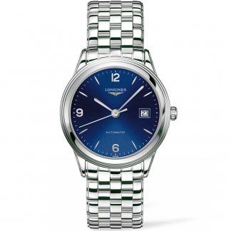 Men's Blue Dial Swiss Automatic Flagship Watch