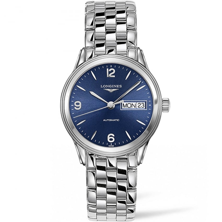 longines automatic watch how to wind
