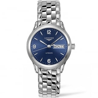 Men's Flagship Blue Dial Day/Date Automatic Watch L4.799.4.96.6
