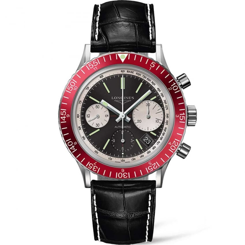 Longines Men's Heritage Diver 1967 Special Edition Watch L2.808.4.52.0