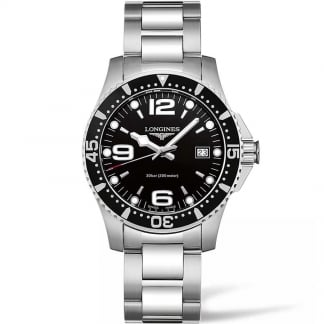 Men's HydroConquest 41mm Quartz Watch L3.740.4.56.6