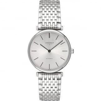 Men's La Grande Classique Stainless Steel Automatic Watch L4.708.4.72.6