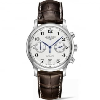 Men's Master Automatic Chronograph 38.5mm Watch