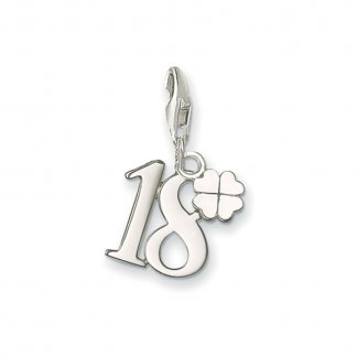Lucky Number 18 Charm