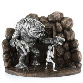 Diorama, Luke vs Rancor, Star Wars Limited Edition