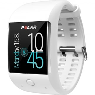 M600 White Android Wear™ Smart Watch