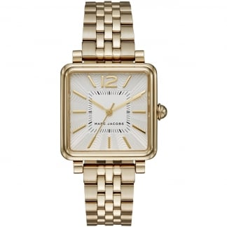 Ladies Gold Tone Vic 5-Link Bracelet Watch MJ3462