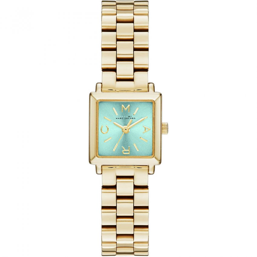 Marc Jacobs Ladies Mint Green Dial Katherine Watch MBM3289