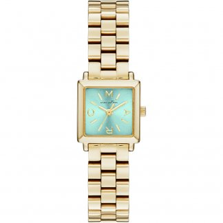 Ladies Mint Green Dial Katherine Watch MBM3289