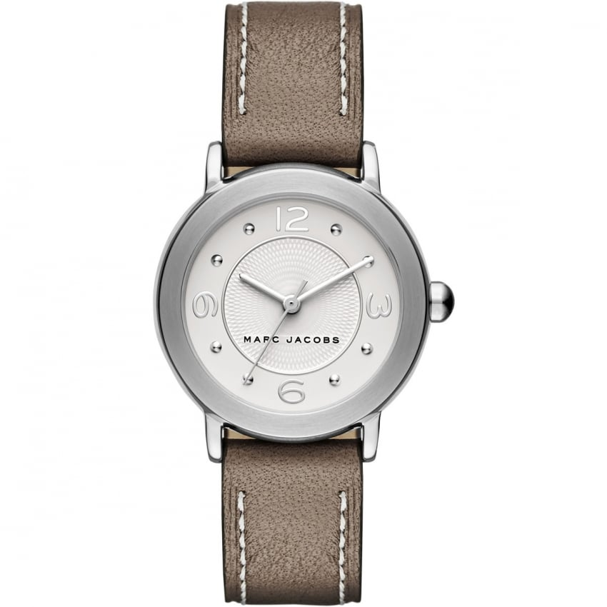 Ladies Riley Cement Leather Steel Watch MJ1472