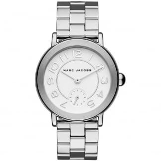 Ladies Riley Silver Tone Bracelet Watch MJ3469