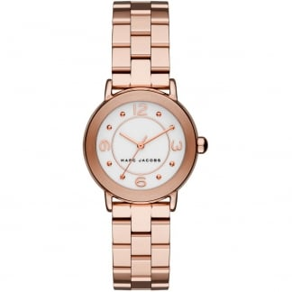 Ladies Small Riley Rose Gold Watch MJ3474
