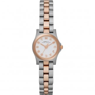 Ladies Two Tone Dinky Henry Watch MBM3261