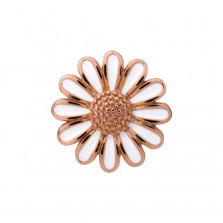 Marguerite Rose Gold Charm