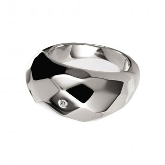 Medusa Sterling Silver Rapture Ring