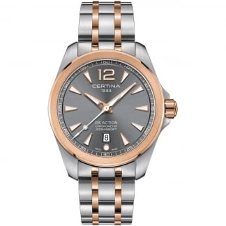 Men's DS Action Bi-Colour COSC Quartz Watch