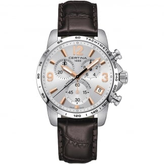 Men's DS Podium Chronograph 1-10 Sec Quartz Watch