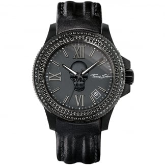 Men's All Black Rebel Icon Watch