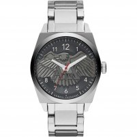 Armani Exchange Men's Eagle Motif Dial Bracelet Watch AX2308