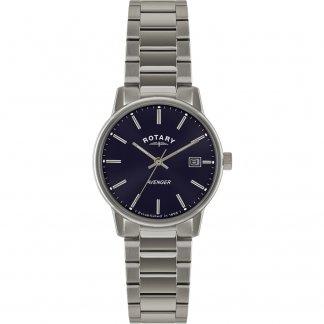 Men's Avenger Blue Dial Steel Bracelet Watch GB02874/05