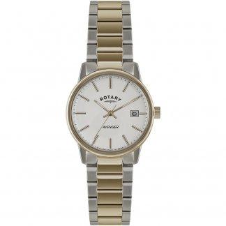 Men's Avenger Two Tone Bracelet Watch GB02875/06