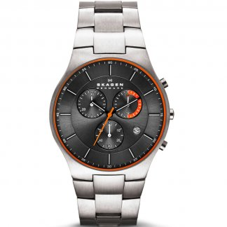 Men's Balder Titanium Chronograph Watch