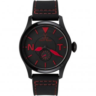 Men's Black & Red Toy2Fly Watch TTF07BKRD