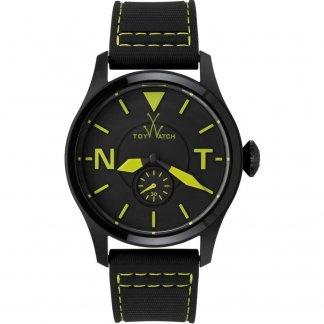 Men's Black & Yellow Toy2Fly Watch TTF07BKGR