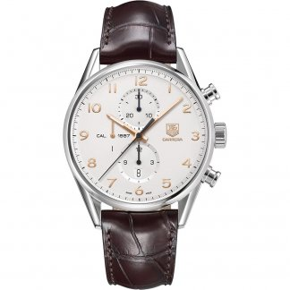 Men's Carrera Calibre 1887 Automatic Chronograph Watch CAR2012.FC6236