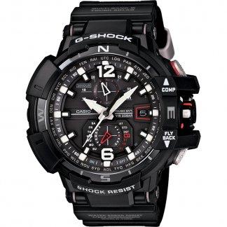 Men's G-Shock Premium Gravity Defier Radio Controlled Watch GW-A1100-1AER