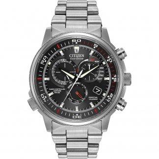 Men's Nighthawk A-T Chronograph Watch AT4110-55E