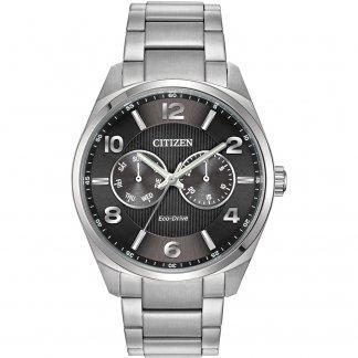 Men's Sport Day & Date Display Bracelet Watch AO9020-84E