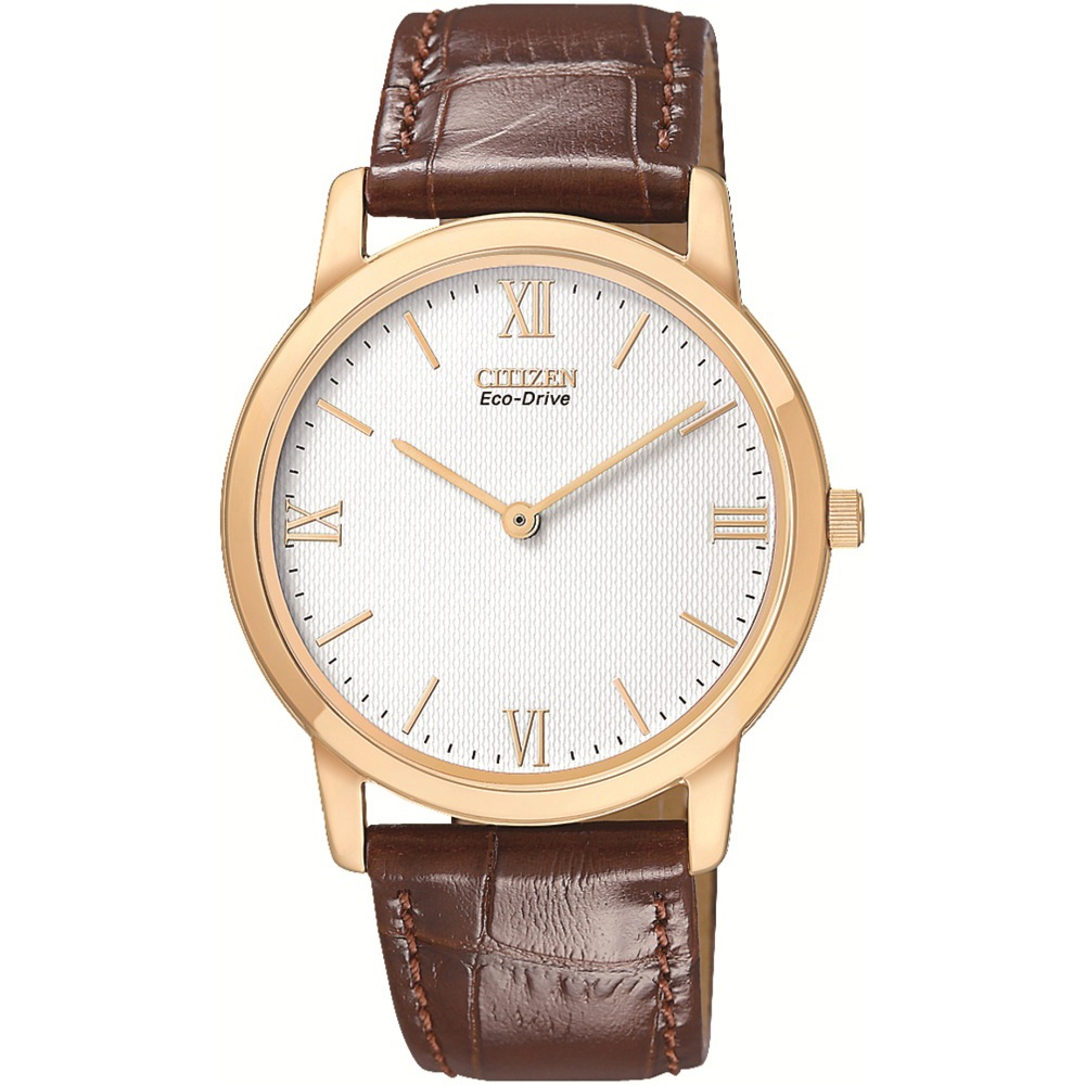 0df4640839f Citizen Men s Stiletto Eco-Drive Watch - Watches from Francis   Gaye ...