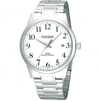 Men's Classic Steel Watch