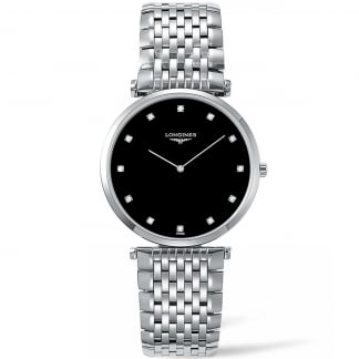 Men's Diamond La Grande Classique Quartz Watch