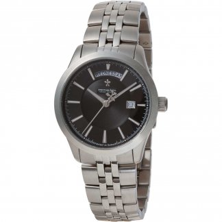 Gent's 1953 Black Day/Date Dial Bracelet Watch DGB00058/04