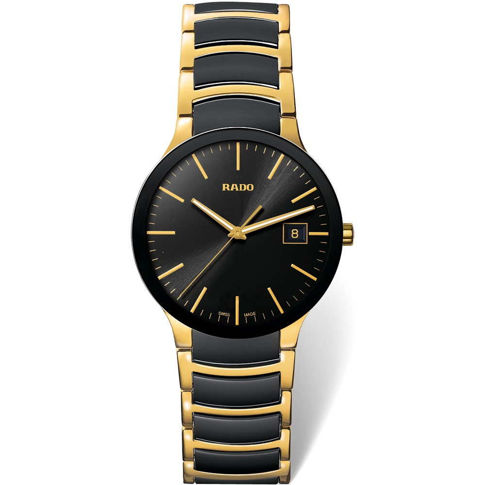 Men 39 s rado r30929152 watch francis gaye jewellers uk for Ceramic man watch
