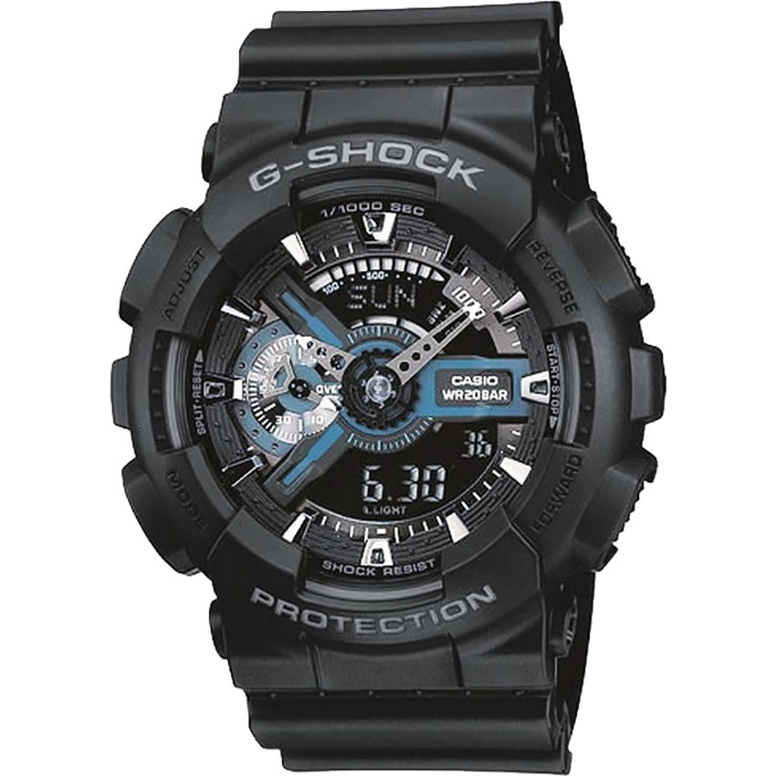 Casio G-Shock Men's Hyper Complex XL Watch GA-110-1BER