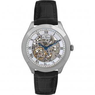 Men's Jura Automatic Skeleton Watch