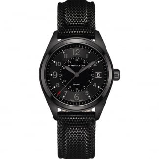 Men's Khaki Aviation Field Quartz Watch