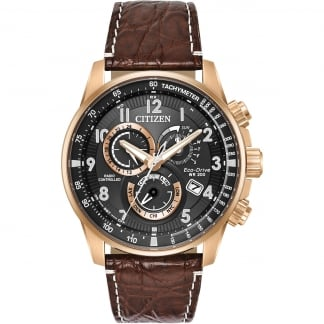 Men's Limited Edition Rose Perpetual Calendar A-T Watch