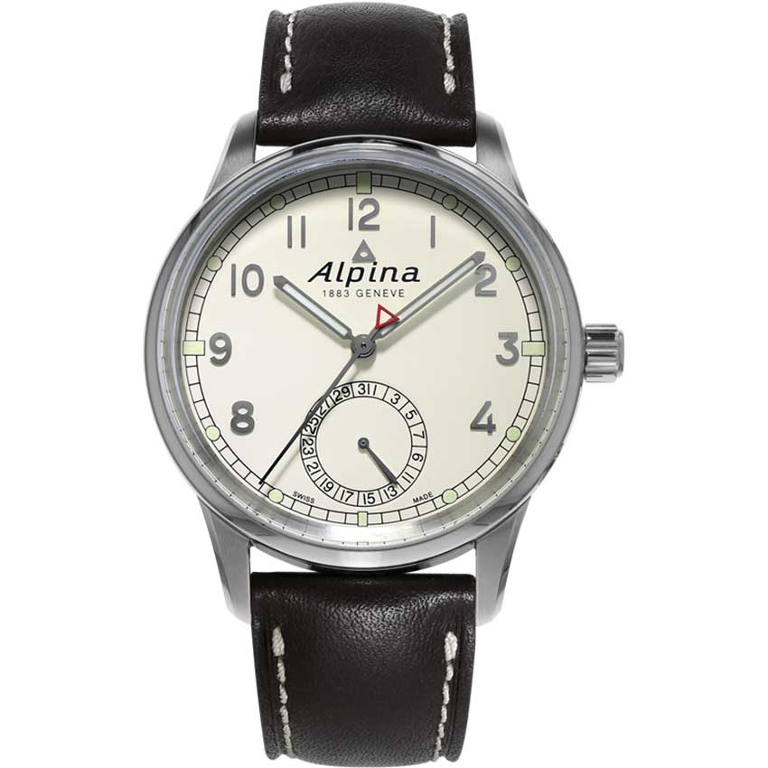 Alpina Men's Manufacture Tribute Alpina KM Automatic Watch AL-710KM4E6
