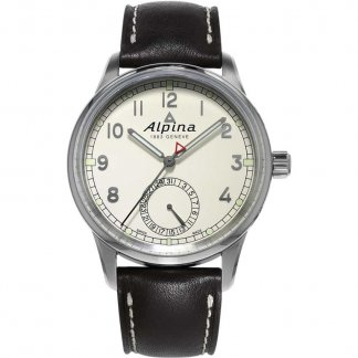 Men's Manufacture Tribute Alpina KM Automatic Watch AL-710KM4E6