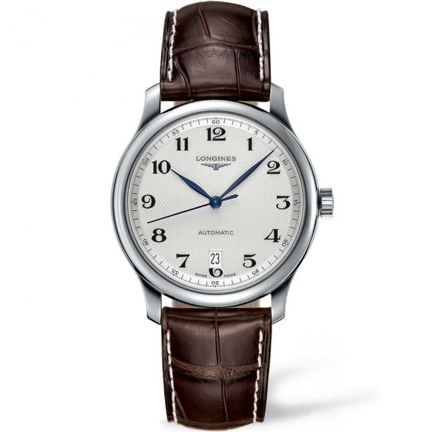 Longines Men's Master Collection Automatic Date Watch L2.628.4.78.3