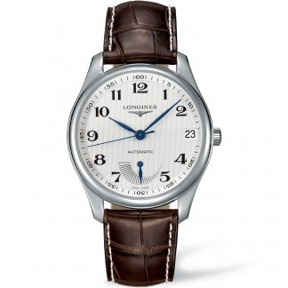 Men's Master Collection Automatic Watch with Power Reserve
