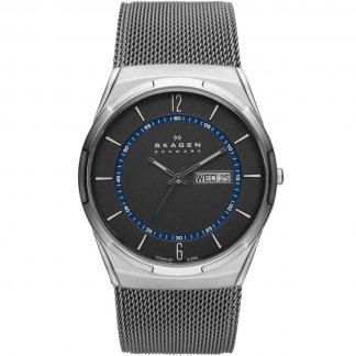 Men's Melbye Titanium Day/Date Watch