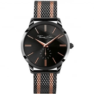 Men's Mesh Bracelet Rebel Spirit Watch