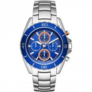 Men's Jetmaster Blue Dial Chronograph Watch MK8461